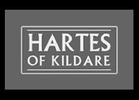 hartes-of-kildare-logo-bw